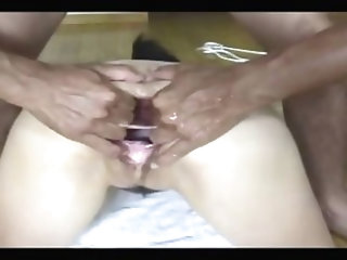 Japanese Extreme Fist And Gape