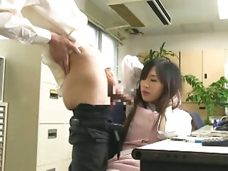 Haruka Motoyama - Office Lady Sex Slave (Part 2 of 4)