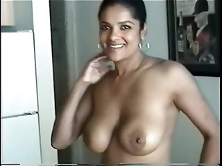 Busty Indian Business Woman with White Cock BWC 10 Desi NRI