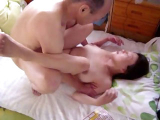Chinese couple homemade sex tape