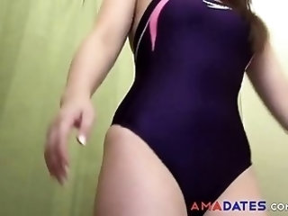 Swimsuit Try On.13