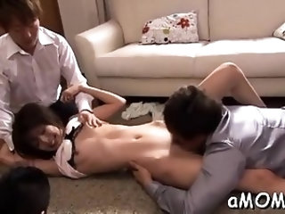 Hot Asian PornbabeTyra with a dominant mind fuck