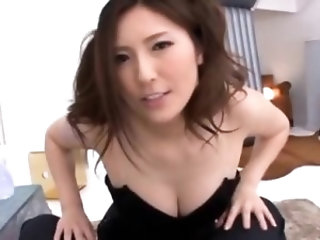 Lusty oriental Yuna Shiina's box licked and banged