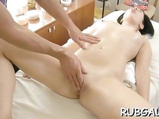 Voluptuous nipponese Jade fucks in lots of poses