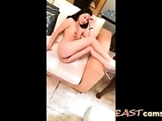 Chinese Model Nude Photoshoot Video
