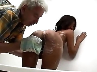 Hot amateur blowjob and pussy fingering