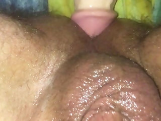 Asian filipina wife fuck me and cum