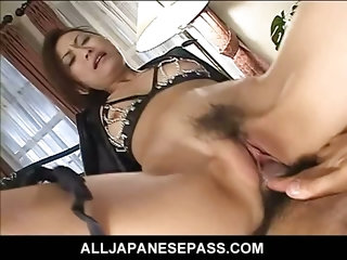 Fetish fun with a horny AV model tied and fucked like a