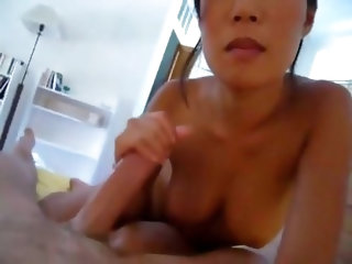 She's gotta be the perfect combination of French and Asian I've seen and I had to upload this amature porno video.