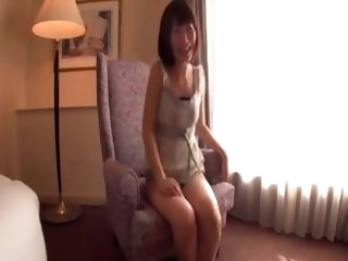 That Babe likes masturbating with her a-hole so much, this babe implores for those Japanese chaps to put a fist up her behind.