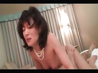 Luxurious Japanese hooker with an exceptional rosebud, Sumika Natori, gets rammed