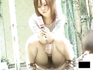 Check out tasty upskirts of Japanese girls