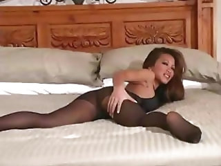 amazing asian pets her vagina