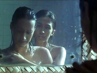 Maggie Q Naked Weapon compilation