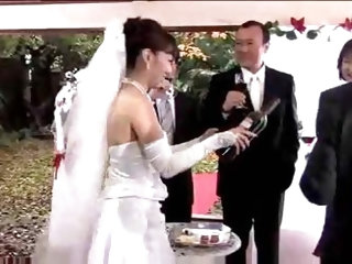 Fucking my friend wife at their wedding