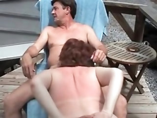 Mary Ann is going to have some fun with Carey on a swingers sex party. Mary Ann wants all the sex she can get and Carey must have his cock ready. One