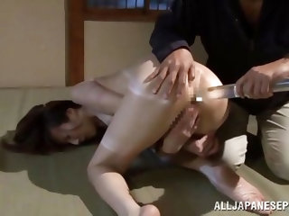 Reiko Sawamura is the kind of girl who will try anything. She gathers with some of her perverted friends and they introduce her to the world of anal i