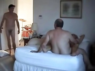 Mary Ann has another swingers party at home. This time Mary Ann is going to fuck Carey. Another amateur Mary Ann swingers sex party video. See more Ma