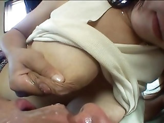 Soft Japanese Tits With Large Areola