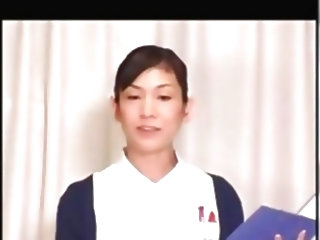 Japanese Student Nurses Training...