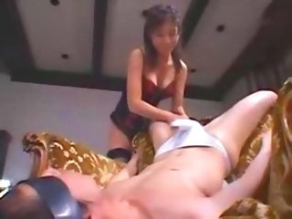 Asian girl with black guy - Amateur Interracial Homemade